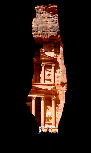 Petra - Jordan - One of the New Seven Wonders of the World